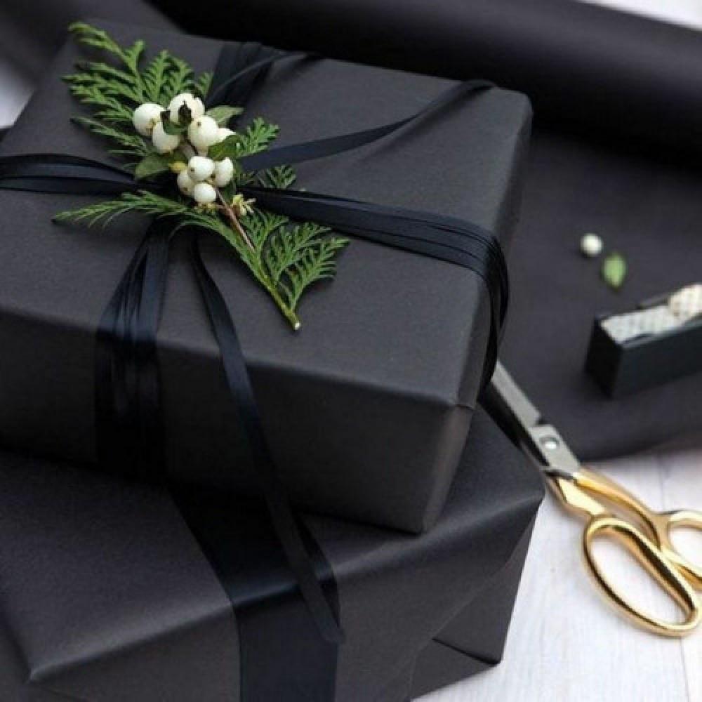 تغليف هدية أنيقة