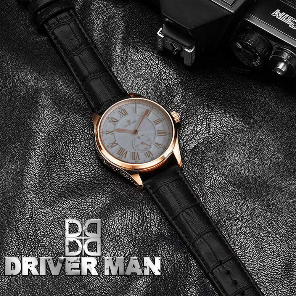 ساعة رجالية بتصميم مميز
