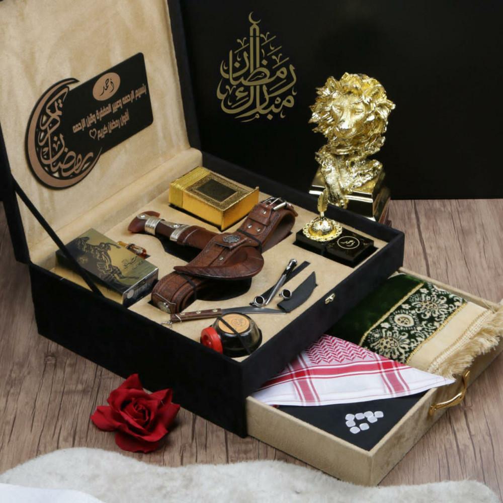 هدية رجالية رمضانية راقية