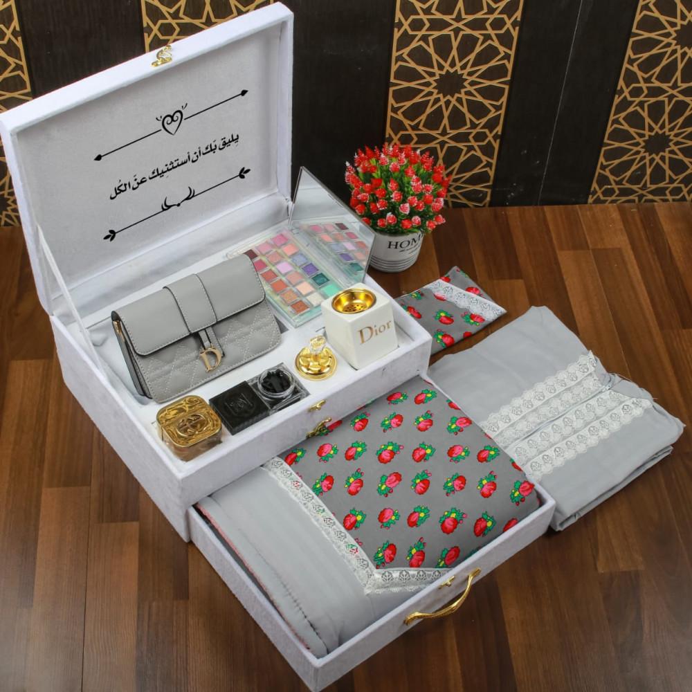 بوكس هدية نسائية رمضانية مميزة