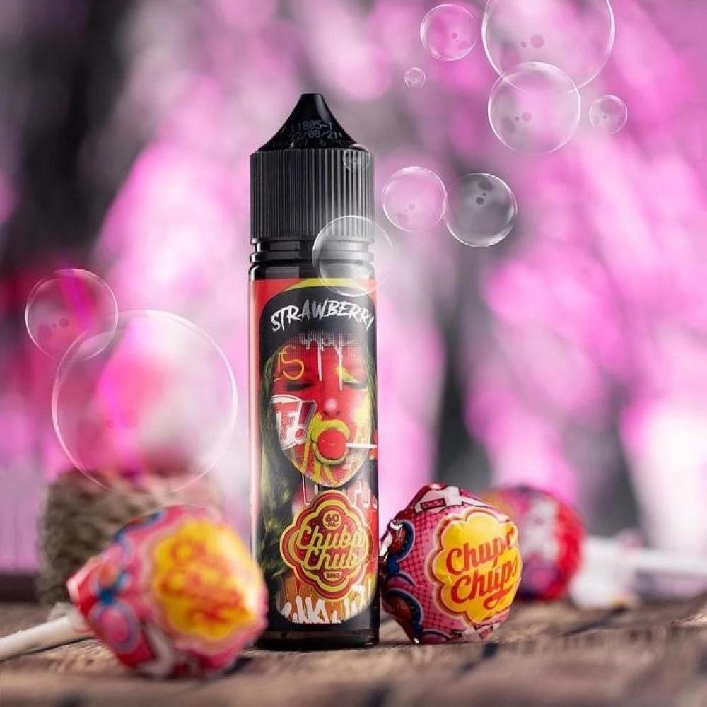Chupa Chup Strawberry - 60ML - شيشة سيجارة نكهات VAPE فيب