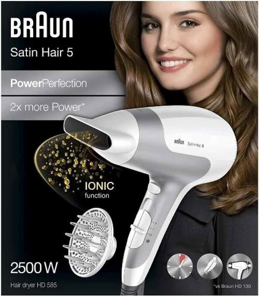 سيشوار شعر براون Braun HD585