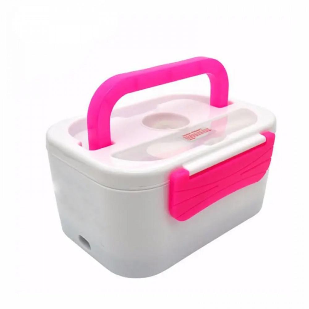 صندوق الغداء مع ملعقة للحمل داخل السيارة