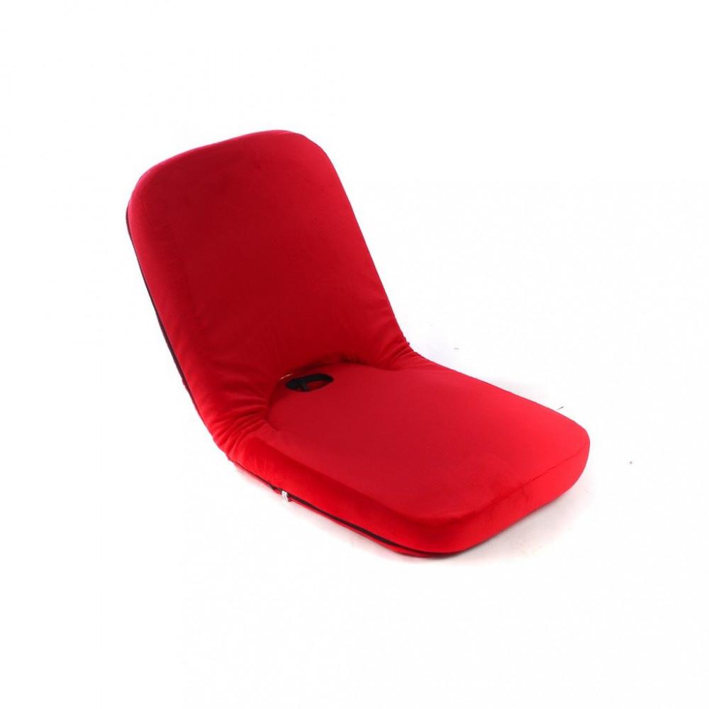 كرسي ارضي مخمل