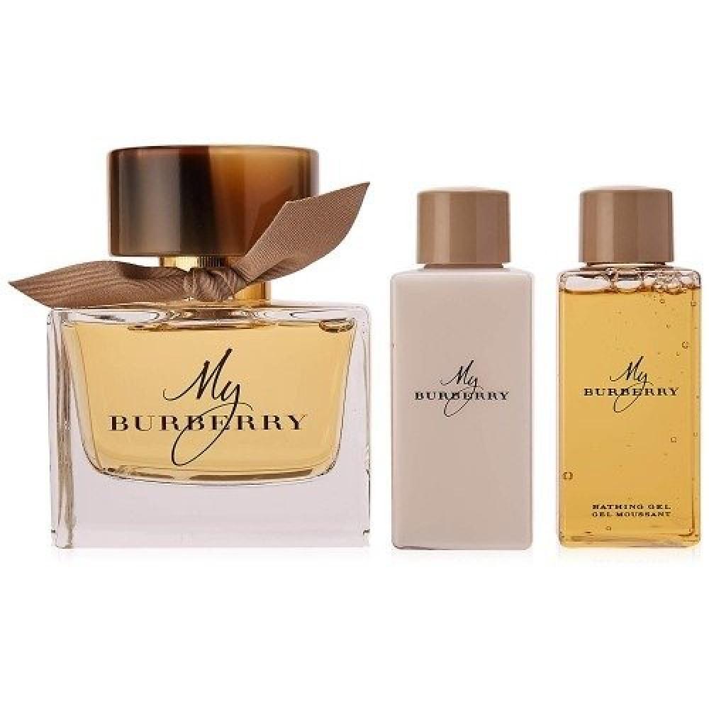 Burberry My Burberry Eau de Parfum 90ml 3 Gift Set متجر خبير العطور