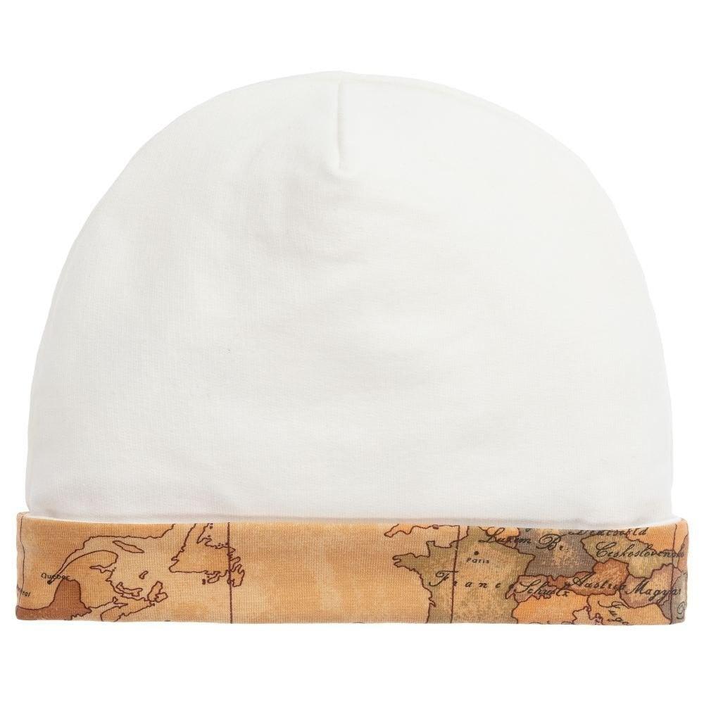 قبعة للمواليد من ماركة Alviero Martini من دوها