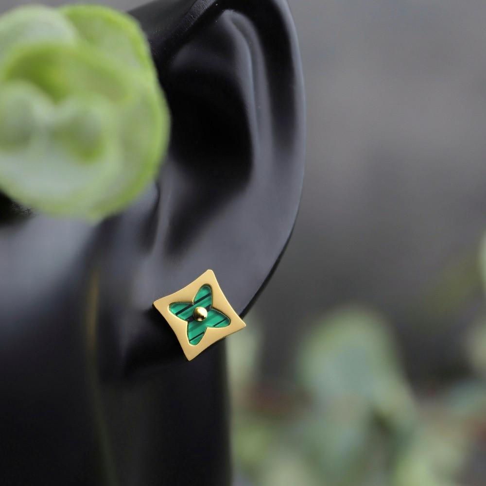 حلق لويس فيتزن اخضر