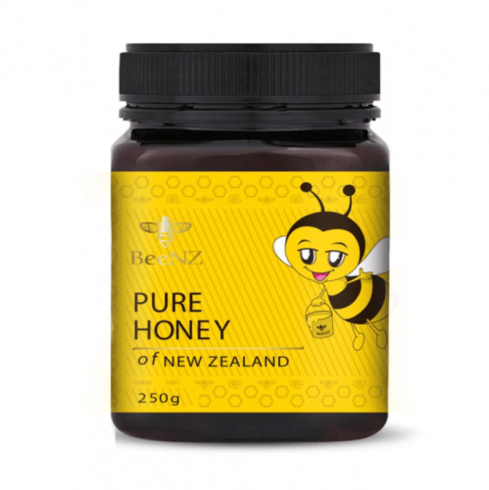 بينز  عسل النيوزلندي النقي 250 جرام