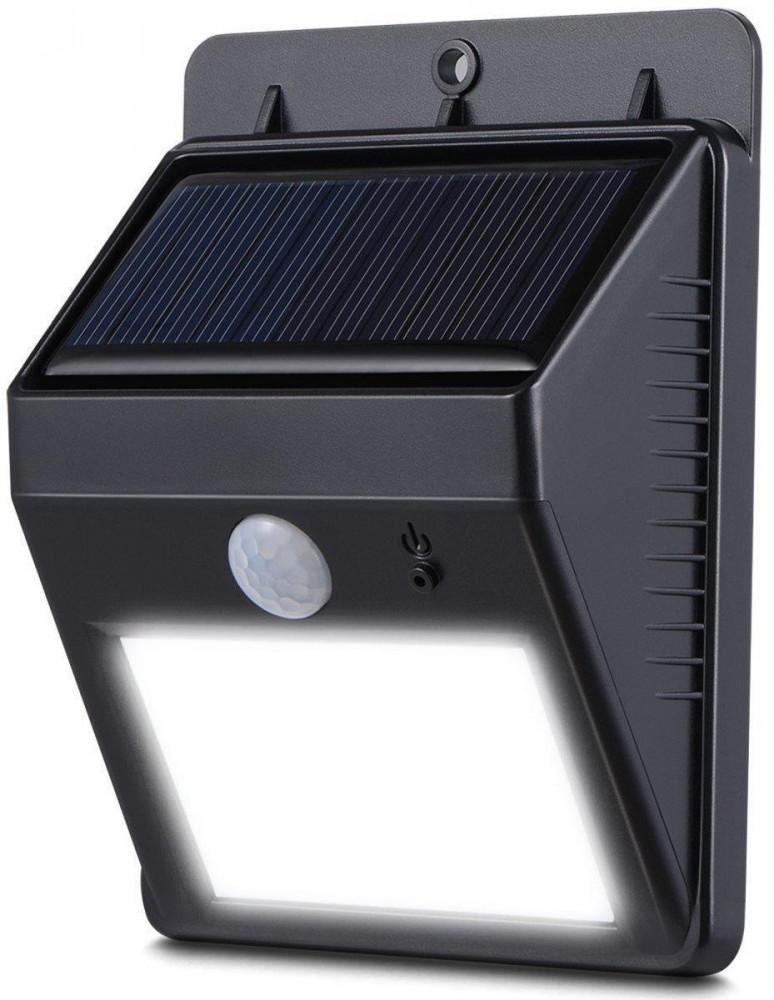 مصباح ال اي دي 25 خلية خارجي حائط مع مستشعر حركة ومقاوم للماء