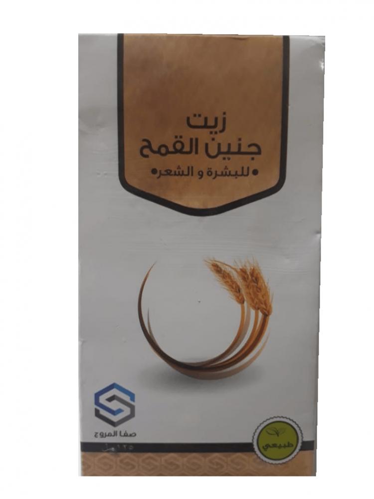 زيت جنين القمح للبشرة والشعر 125 مل