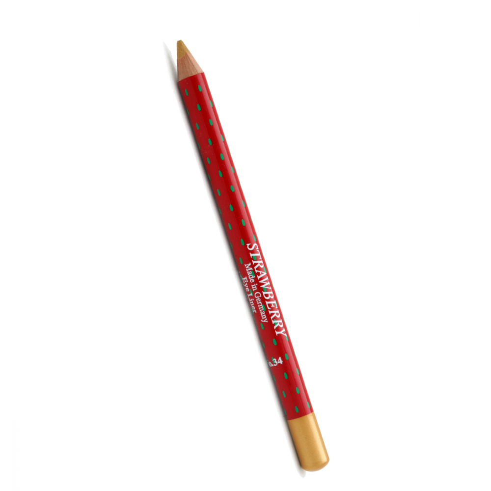 Strawberry Eyeliner Pencil No-34