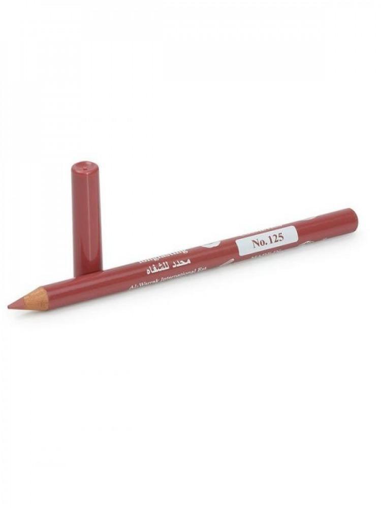 قلم تحديد شفايف طويل الامد من جيسيكا 125 زهري