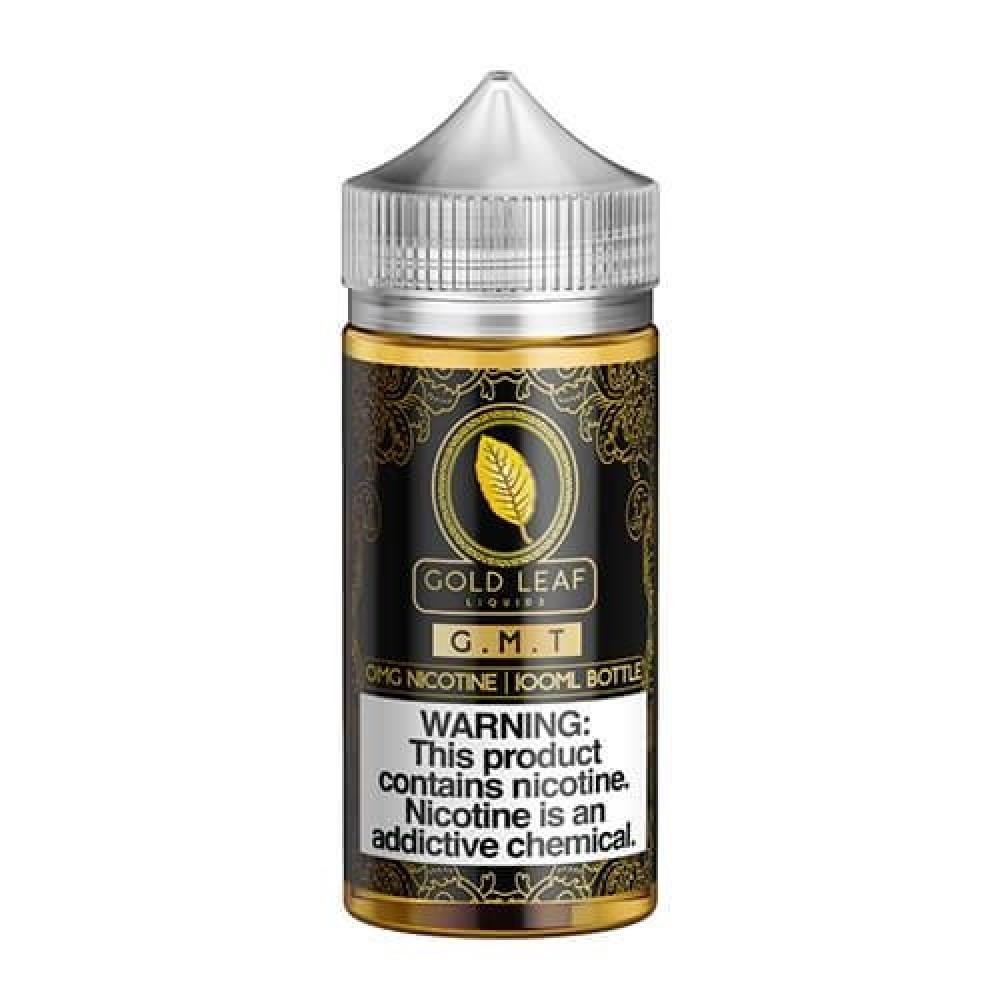 نكهة جولد ليف G-M-T توباكو كراميل  - GOLD LEAF GMT - 100ML