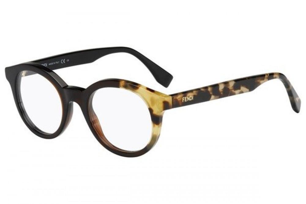 نظارة طبية ماركة فندي موديل FF0067 MXU