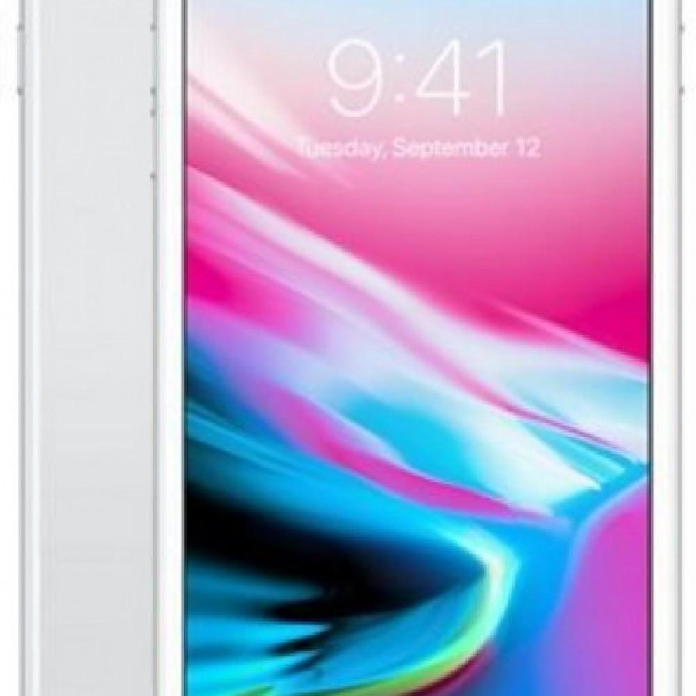 ابل ايفون 8 Plus بذاكره داخليه 256 GB مع فايس تايم الجيل الرابع