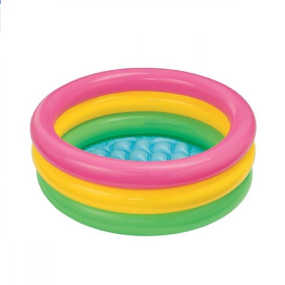 مسبح اطفال انتكس دائري