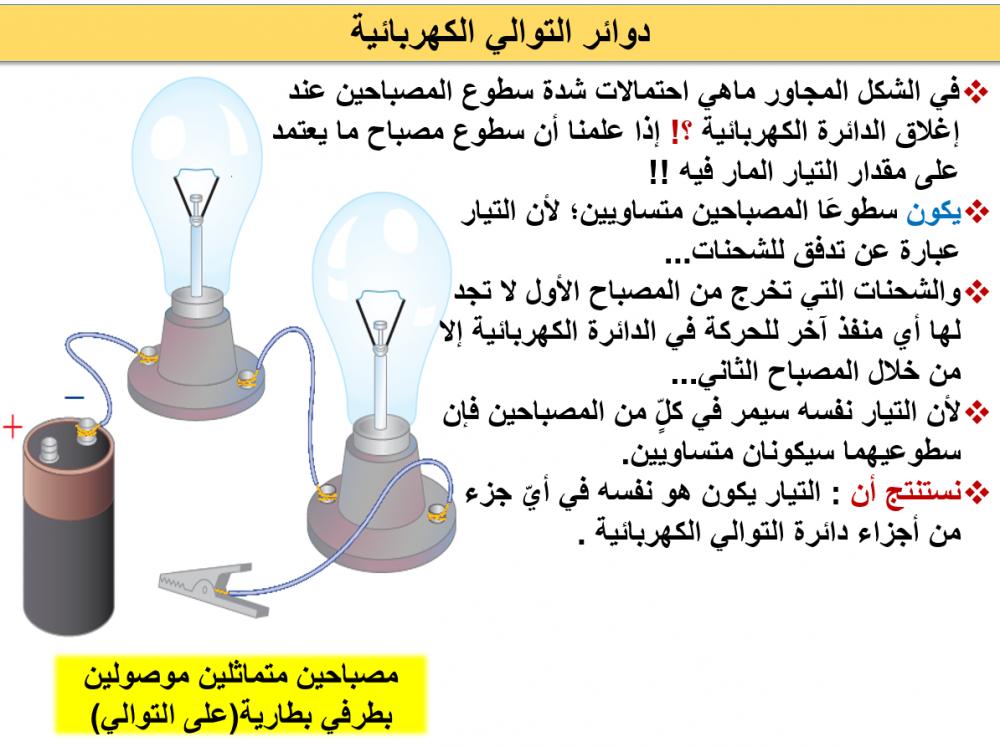 ملخص فيزياء 3 مقررات