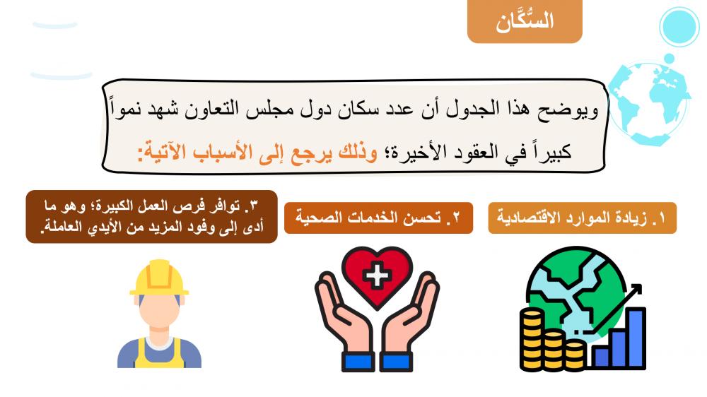 سكان دول الخليج