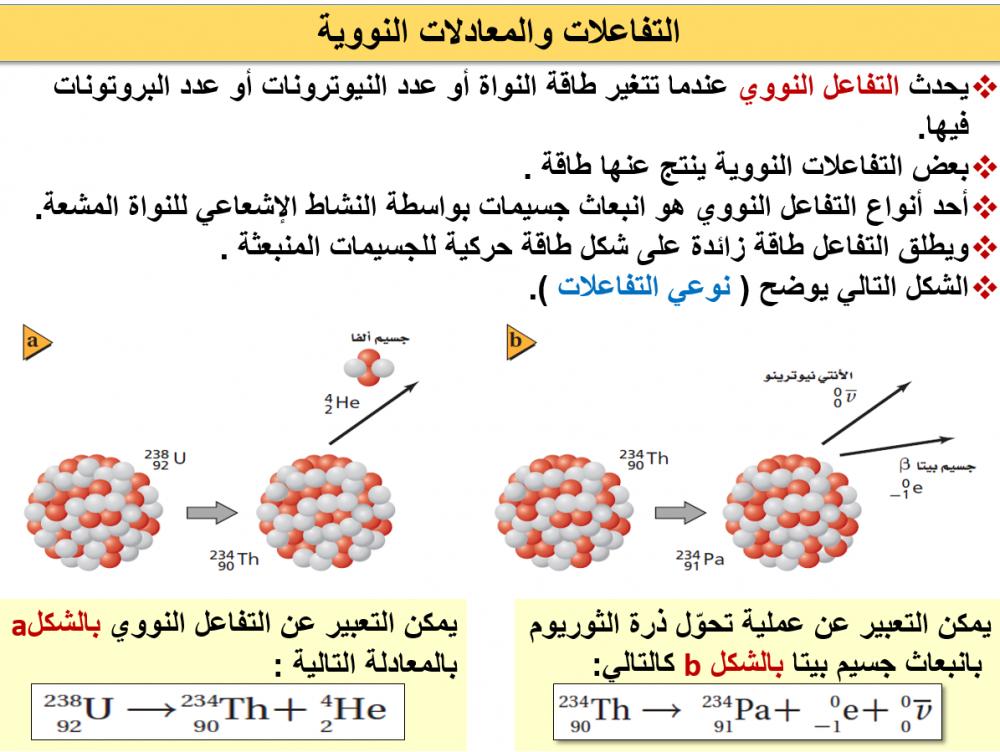 فيزياء 4 مقررات