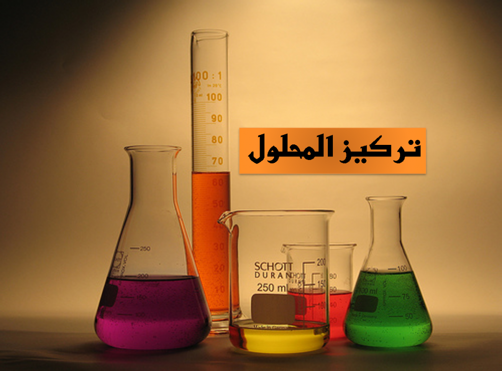 بوربوينت كيمياء 4 مقررات