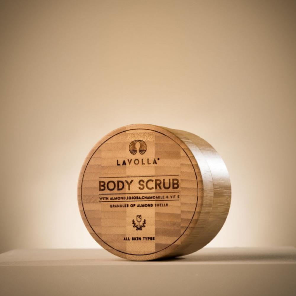 مقشر الجسم BODY SCRUB