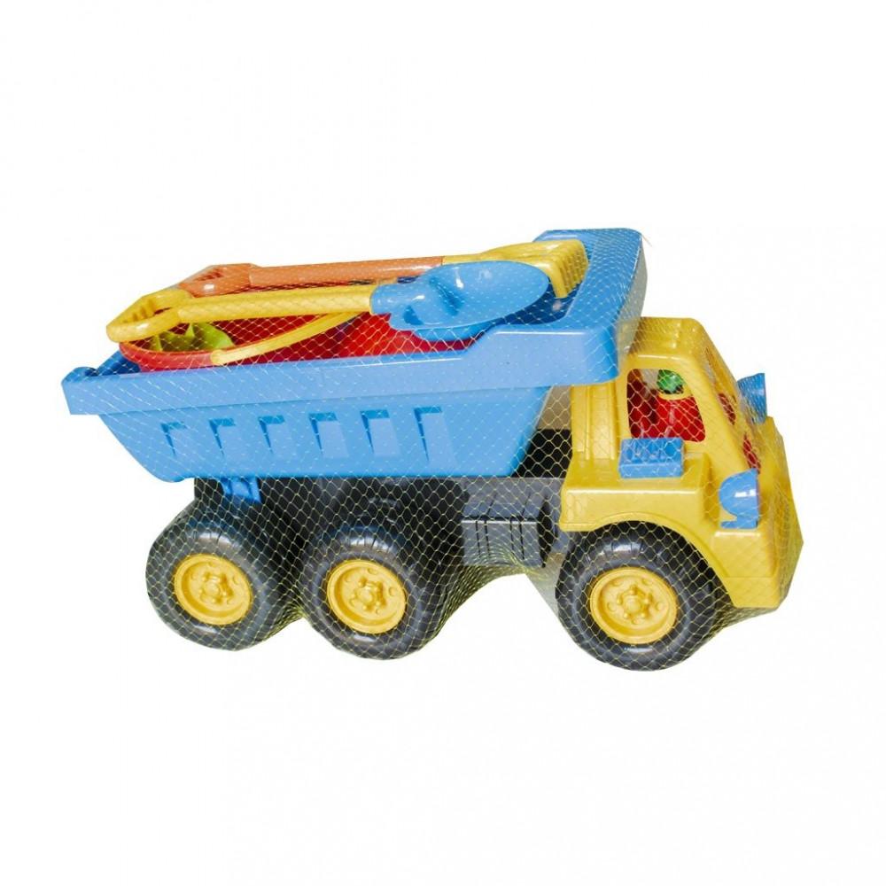 لعبة سيارة الرمل