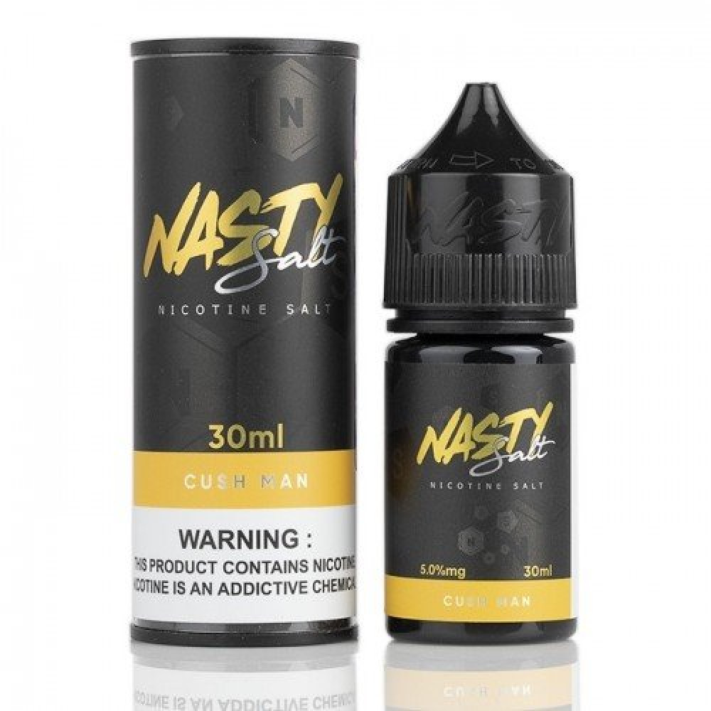 Nasty CUSH MAN MANGO - Salt Nicotine ناستي كاش مان مانجو