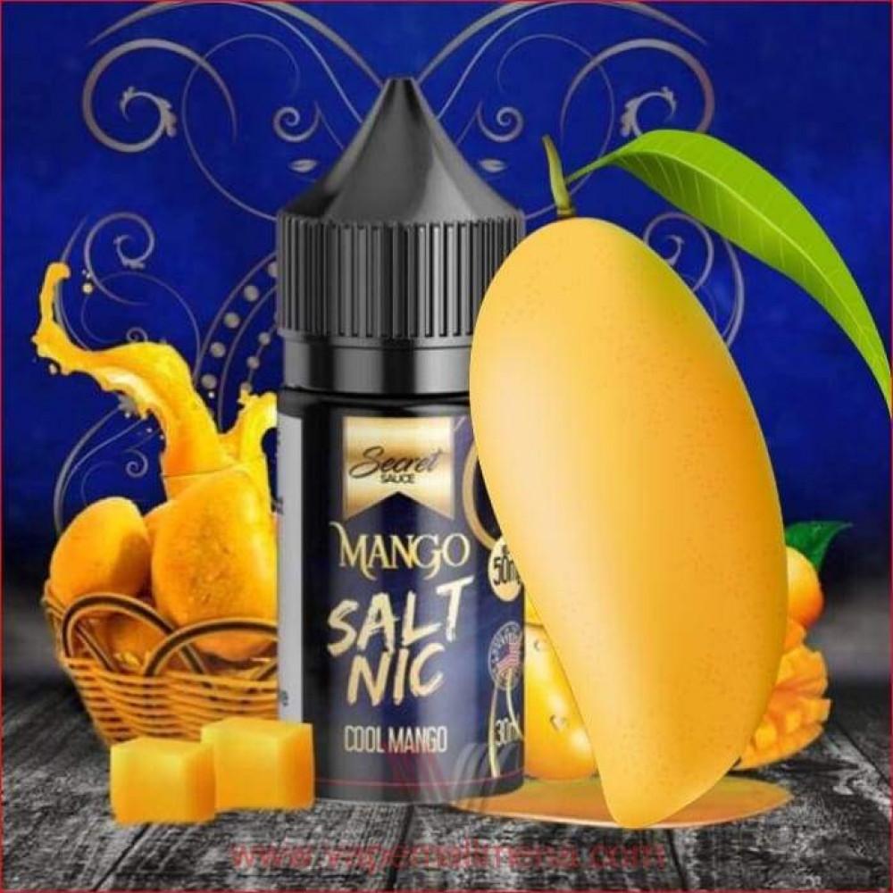 نكهة سيكرت سوس مانجو - سولت - Secret Sauce MANGO Salt