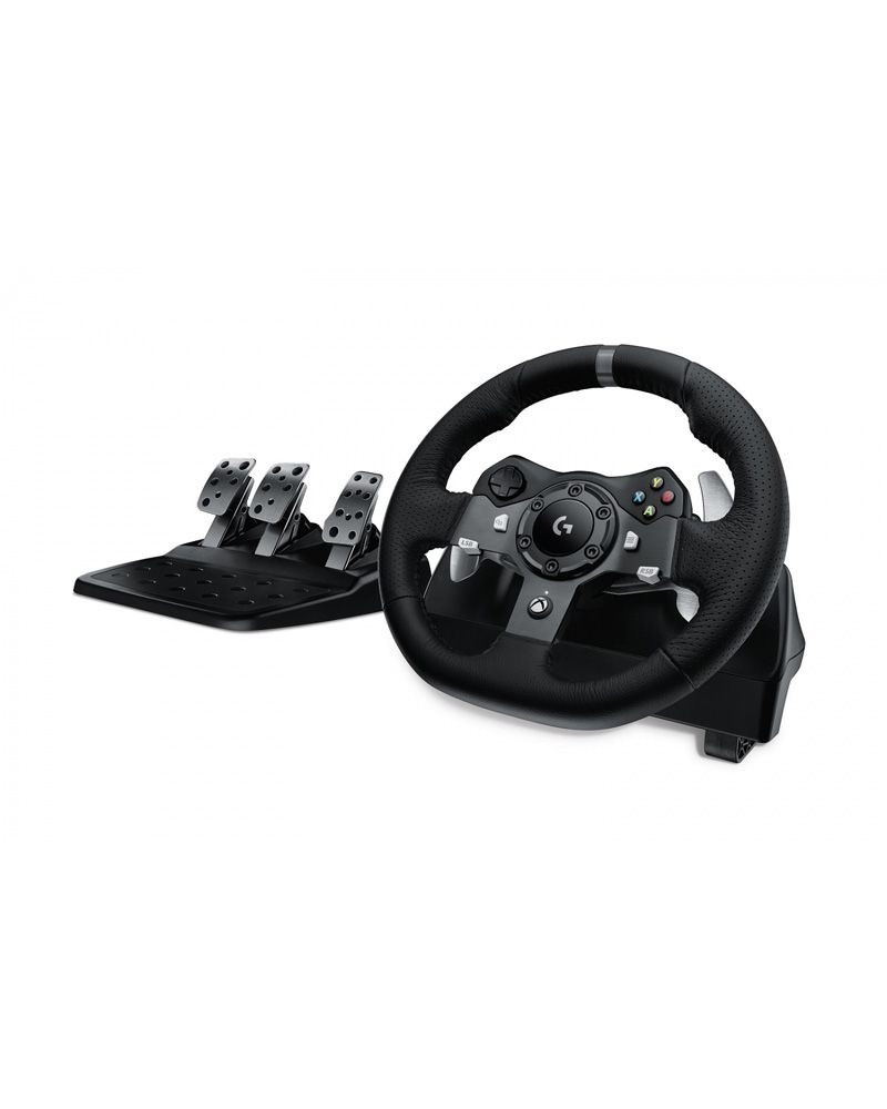 Logitech G920 Racing Wheel for Xbox One
