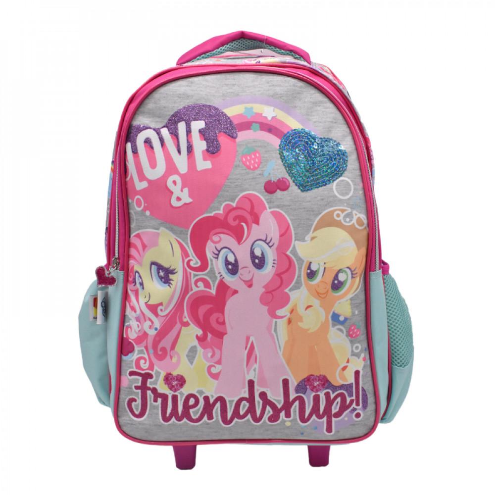 شنطة ترولي رمادي ماي ليتل بوني, My Little Pony, Bag