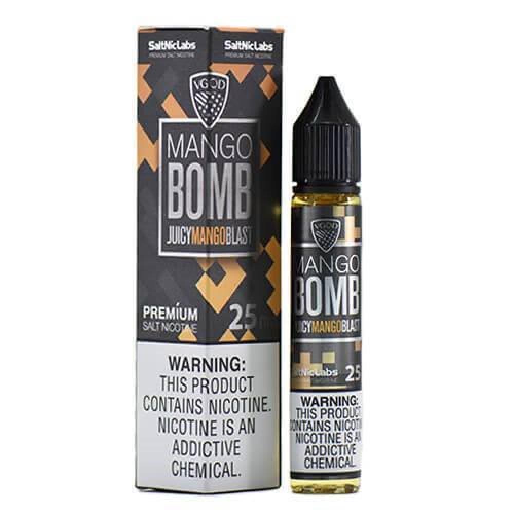 VGOD SaltNic - BOMB MANGO في قود بومب مانجو