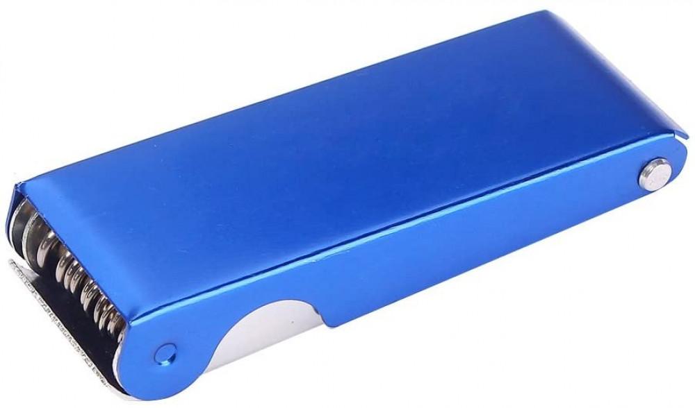 مجموعة إبر مبرد من 13 مبرد مقاسات مختلفة و 1 مبرد مسطح لتنظيف الثقوب