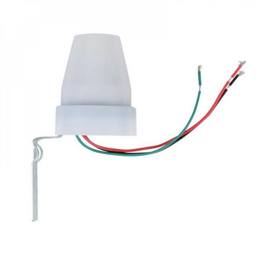 مفتاح حساس الضوء لتشغيل الانارة ليلا بشكل اوتوماتيكي مقاوم للمياه 220V
