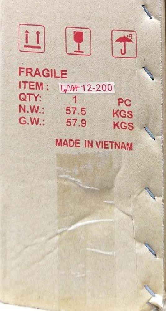بطارية طاقة شمسية جل 200 امبير 12 فولط فيتنامي