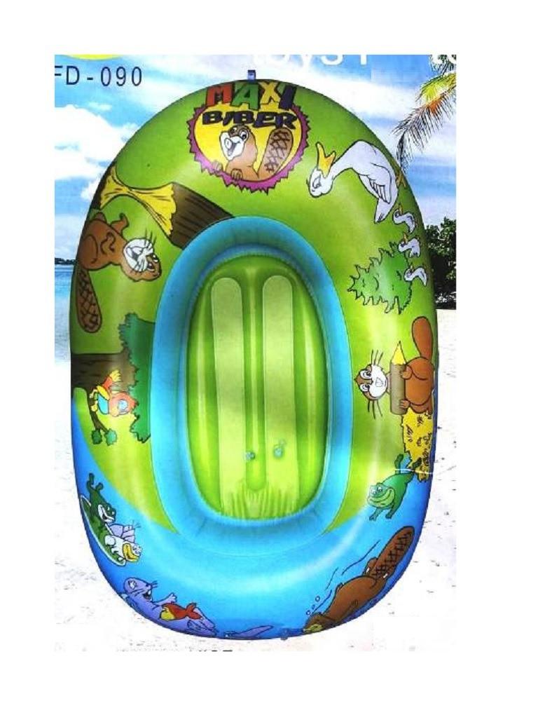 قارب سباحة قابل للنفخ للأطفال