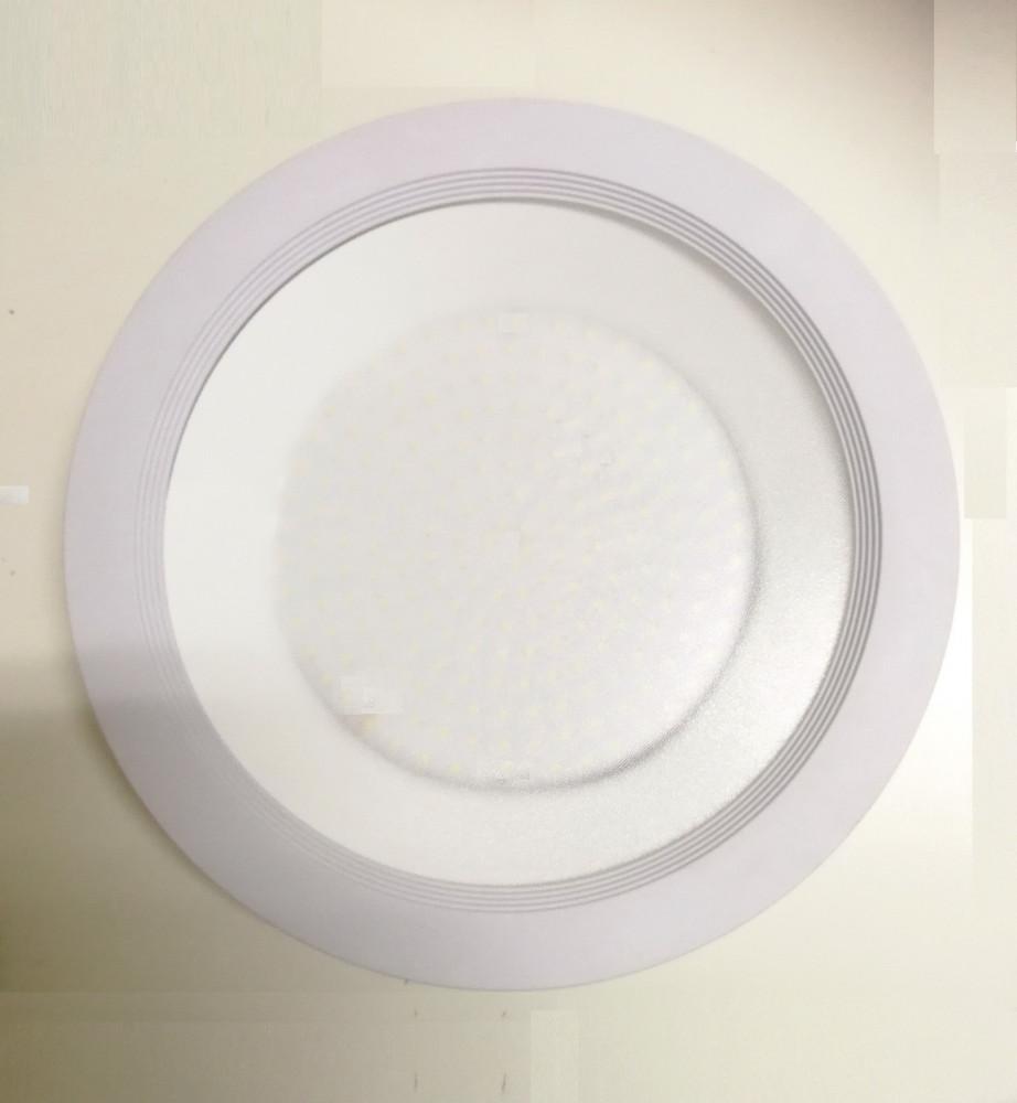 مصباح لد دائري بارز 50 شمعه 220فولت 50-60 هيرتز قطر 3000مم لون الإضاءة