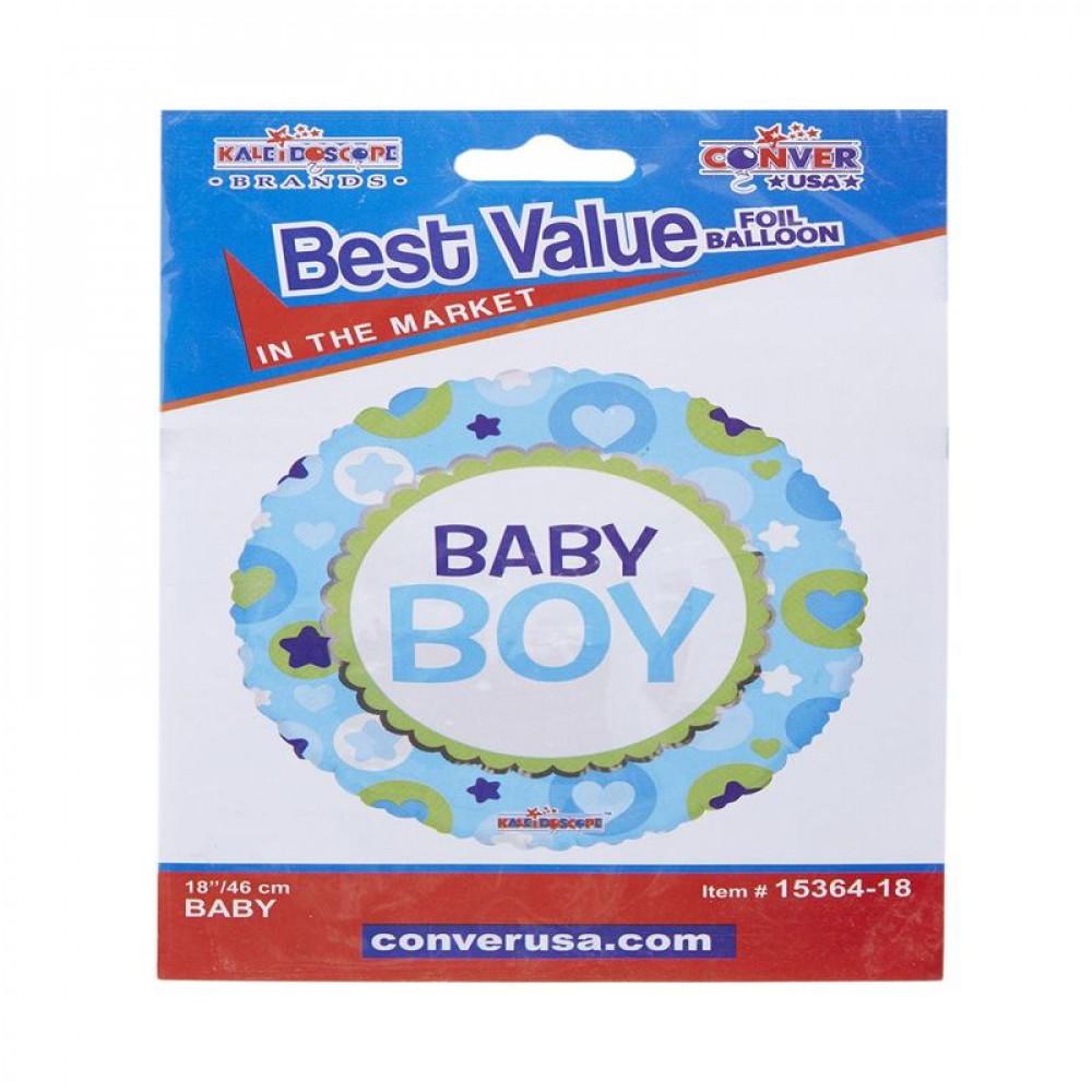 Baby Boy Balloon, Blue Balloon, بالون للأولاد, بلونات أشكال
