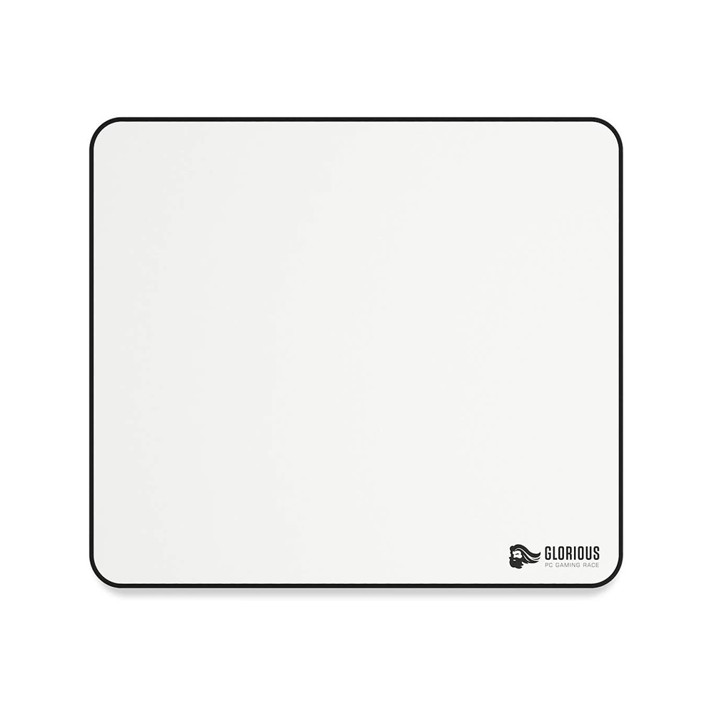 Glorious Large Mouse Pad - White