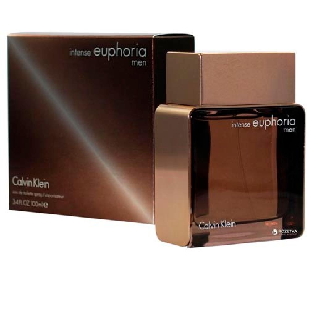 Euphoria Men Intense by Calvin Klein for men Eau de Toilette 100ml