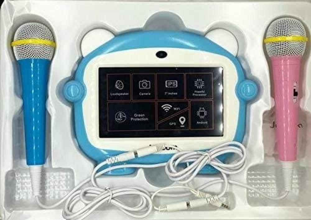 جهاز لوحي لتعليم الأطفال جهاز لوحي تعليمي مع 2 ميكروفون