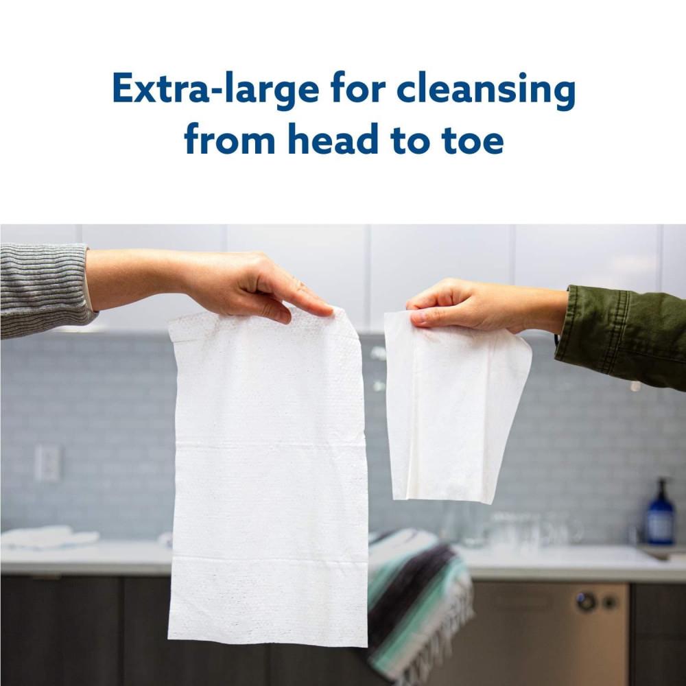 فرق الحجم بين العادي والاستحمام