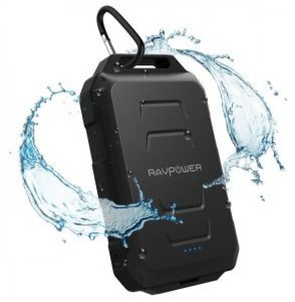 باور بنك ضد الماء RAV Power 10500 mAh
