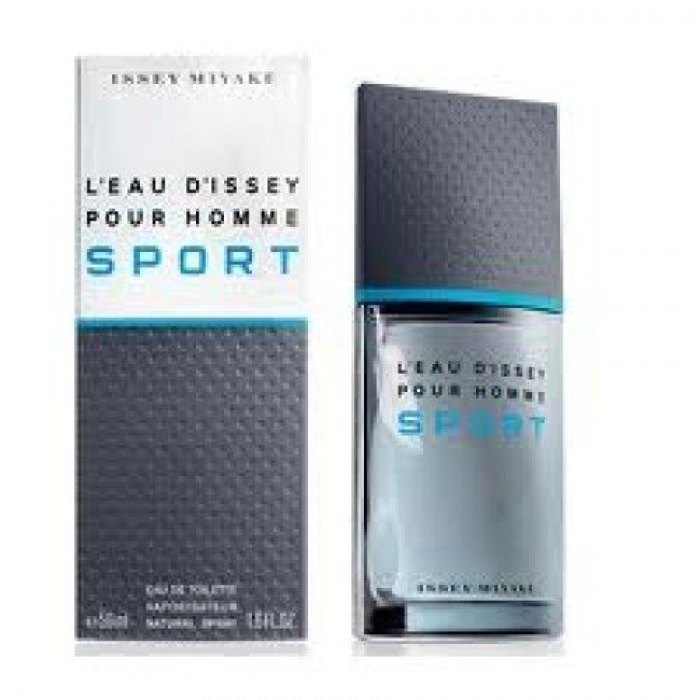 Issey Miyake LEau DIssey Pour Homme Sport Eau de Toilette 100mlمتجر
