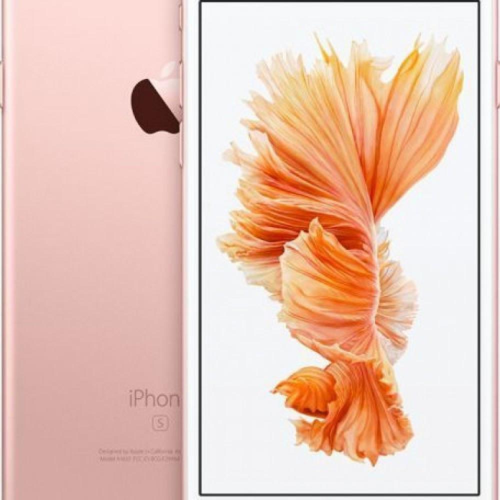 ابل ايفون 6S بلس بذاكره داخليه 128 GB  مع فيس تايم الجيل الرابع