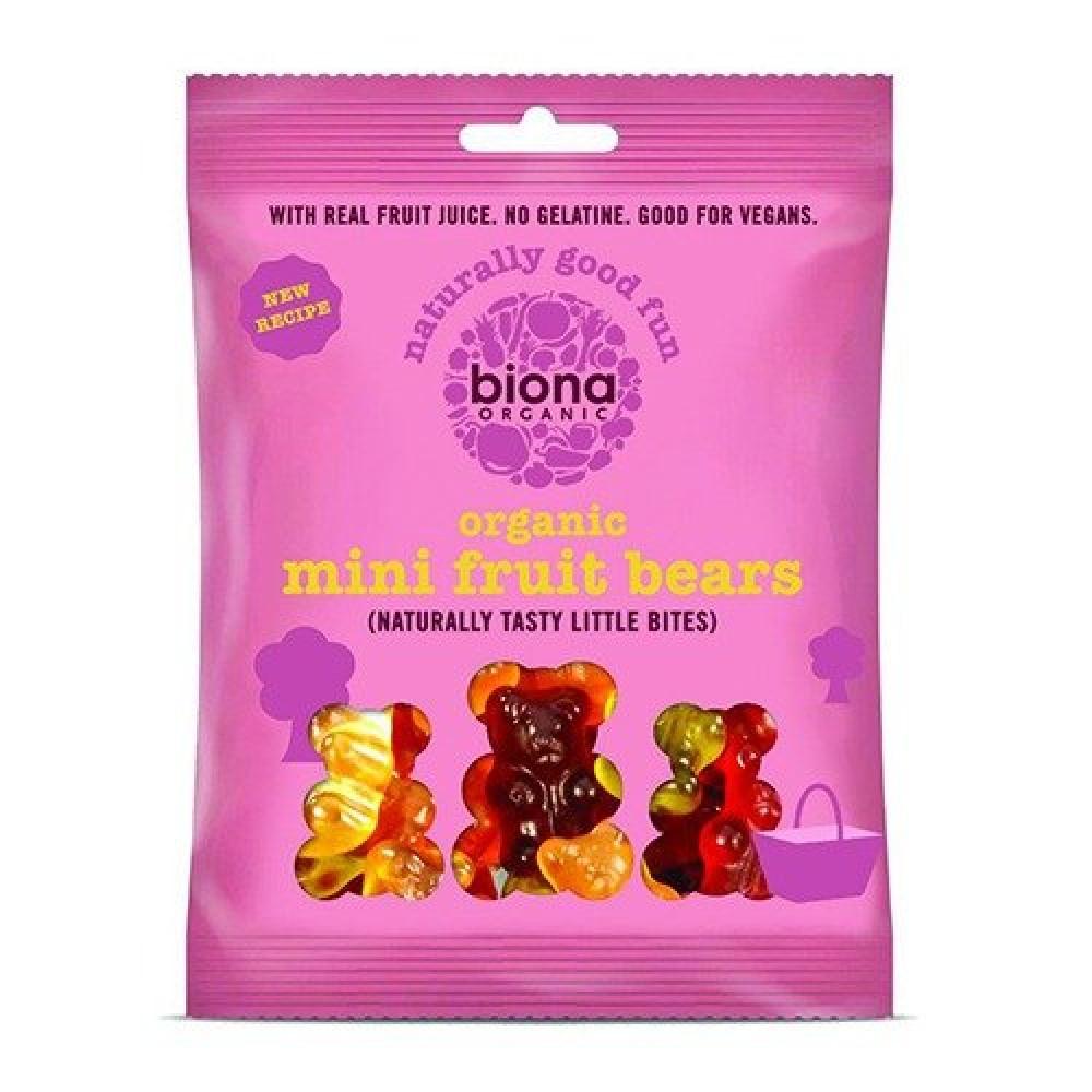 حلوى الدببه بالفاكهة 75 جرام