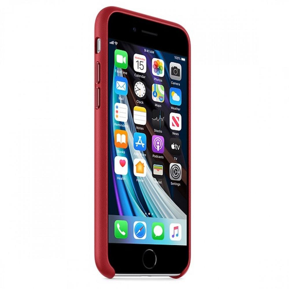 كفر iphone 7 8 احمر