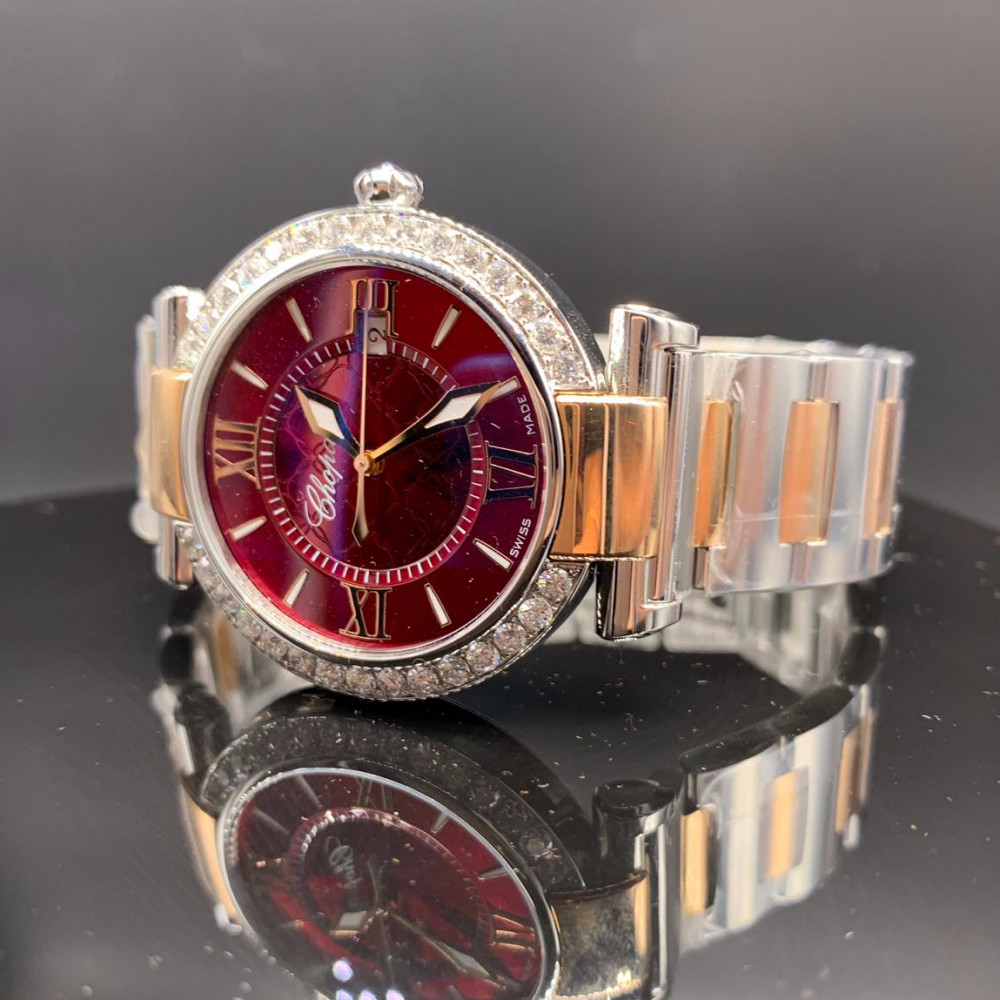 ساعة شوبارد إمبيرال الأصلية الثمينة جديدة كليا