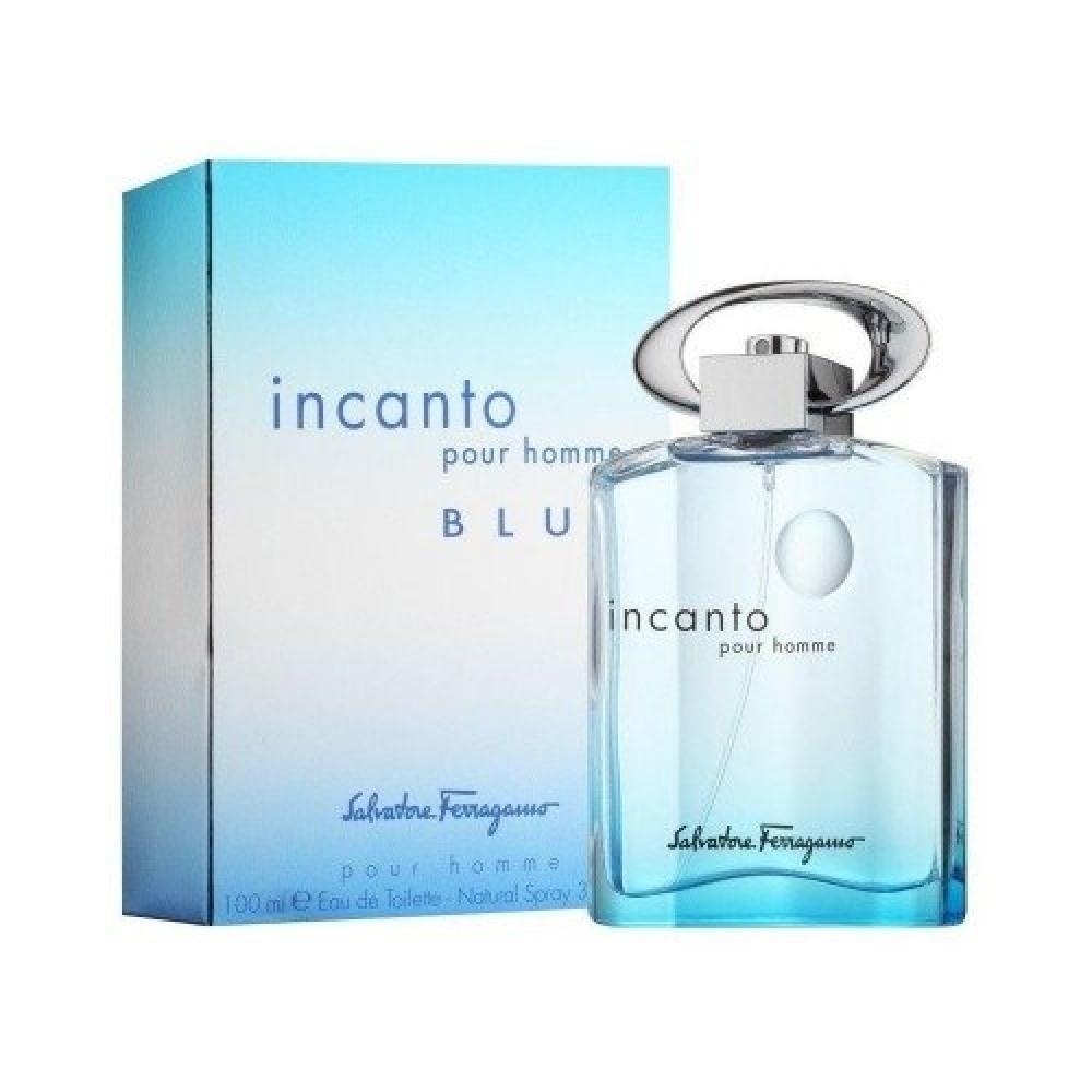 Salvatore Ferragamo Incanto Blue Toilette متجر خبير العطور