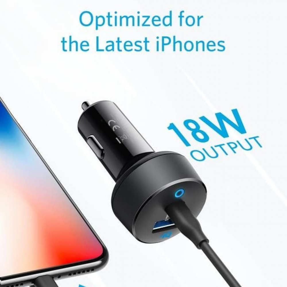 anker charger car pd