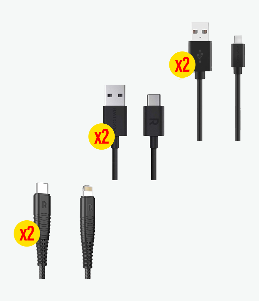 Ravpower cable